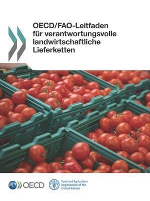 Bog, paperback OECD/Fao-Leitfaden Fur Verantwortungsvolle Landwirtschaftliche Lieferketten af Oecd