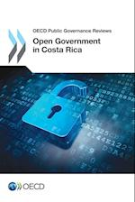 OECD Public Governance Reviews Open Government in Costa Rica