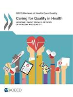 Caring for Quality in Health: Lessons Learnt from 15 Reviews of Health Care Quality