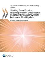 OECD/G20 Base Erosion and Profit Shifting Project Limiting Base Erosion Involving Interest Deductions and Other Financial Payments, Action 4 - 2016 Up