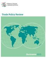 Trade Policy Review - Suriname (Trade Policy Review)