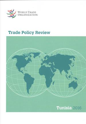 Bog, paperback Trade Policy Review 2016 Tunisia af World Trade Organization