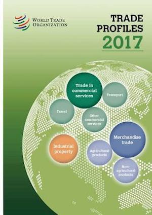 Bog, paperback Trade Profiles 2017 af World Trade Organization
