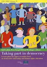 Taking Part in Democracy (Edc/Hre, nr. 4)