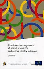 Discrimination on Grounds of Sexual Orientation and Gender Identity in Europe