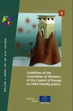 Guidelines of the Committee of Ministers of the Council of Europe on Child-Friendly Justice (12/01/2012)