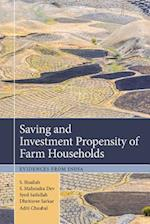Saving and Investment Propensity of Farm Households
