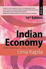 Indian Economy, 16th Edition