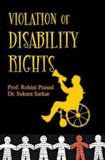 Violation of Disability Rights af Rohini Prasad, Sukanta Sarkar