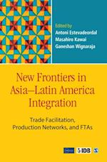 New Frontiers in Asia-Latin America Integration
