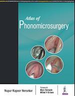 Atlas of Phonomicrosurgery