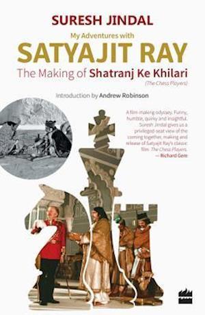 Bog, paperback My Adventures With Satyajit Ray af Suresh Jindal
