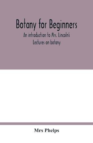 Botany for beginners