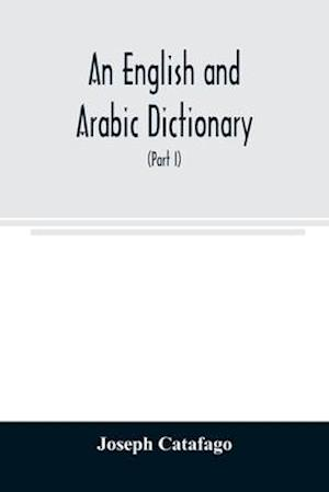 An English and Arabic dictionary