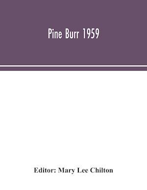 Pine Burr 1959