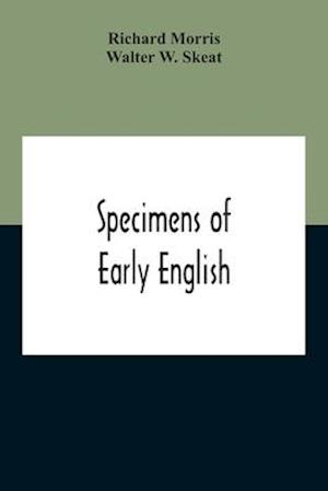Specimens Of Early English