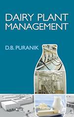 Dairy Plant Management