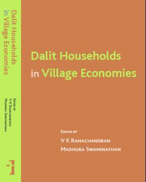 Bog, hardback Dalit Households in Village Economies af V. K. Ramachandran
