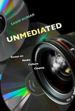 Bog, hardback Unmediated - Essays on Media, Culture, Cinema