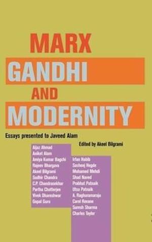 Bog, hardback Marx, Gandhi and Modernity