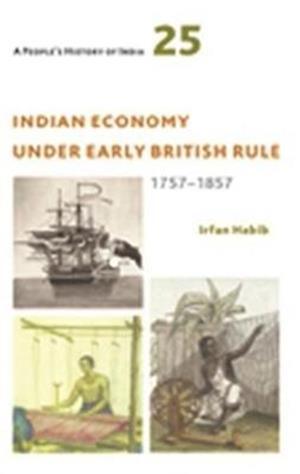 Bog, paperback A People's History of India 25 af Irfan Habib