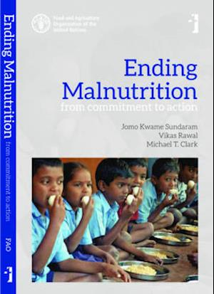 Bog, paperback Ending Malnutrition - From Commitment to Action af Jomo Kwame Sundaram