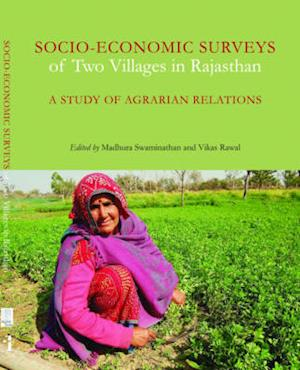 Bog, paperback Socio-Economic Surveys of Two Villages in Rajasthan - A Study of Agrarian Relations af Madhura Swaminathan