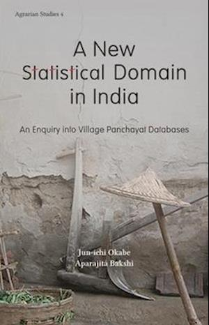 Bog, hardback A New Statistical Domain in India af Junichi Okabe