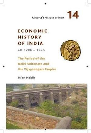 Bog, hardback A People`s History of India 14 - Economy and Society of India during the Period of the Delhi Sultanate, c. 1200 to c. 1500 af Irfan Habib