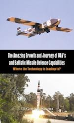 Amazing Growth and Journey of UAV's and Ballastic Missile Defence Capabilities