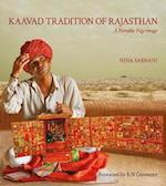 Kaavad Tradition of Rajasthan af Nina Sabnani