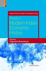 Essays in Modern Indian Economic History