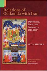 Relations of Golkonda With Iran