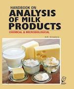 Handbook on Analysis of Milk Products