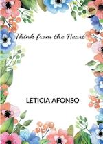 Think from the Heart af Leticia Afonso