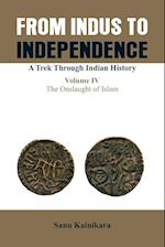 From Indus to Independence- A Trek Through Indian History af Dr Sanu Kainikara