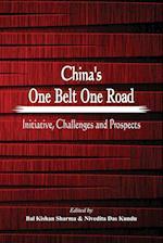 China's One Belt One Road