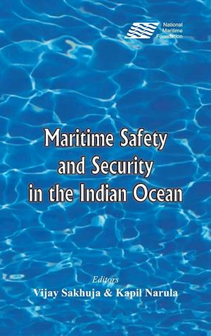 Bog, hardback Maritime Safety and Security in the Indian Ocean