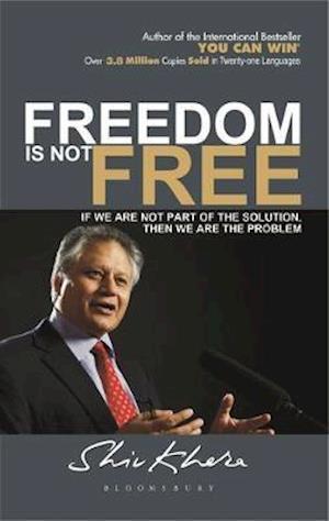 Bog, paperback Freedom is Not Free af Shiv Khera
