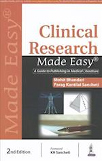 Clinical Research Made Easy