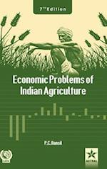Economic Problems of Indian Agriculture af P. C. Bansil