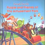 Purple and Friends at the Amusement Park