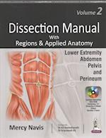 Dissection Manual with Regions & Applied Anatomy