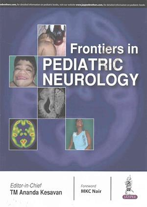 Bog, paperback Frontiers in Pediatric Neurology af TM Ananda Kesavan