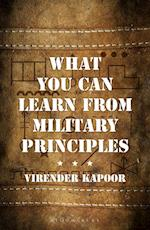 What You Can Learn From Military Principles