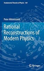 Rational Reconstructions of Modern Physics af Peter Mittelstaedt