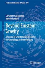 Beyond Einstein Gravity (FUNDAMENTAL THEORIES OF PHYSICS, nr. 170)