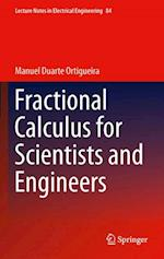 Fractional Calculus for Scientists and Engineers
