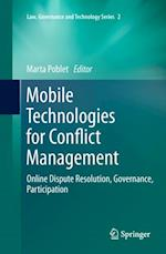 Mobile Technologies for Conflict Management