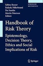 Handbook of Risk Theory (Handbook of Risk Theory)
